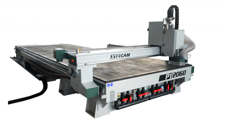 XYZCAM P1-2060 CNC Portalfräse