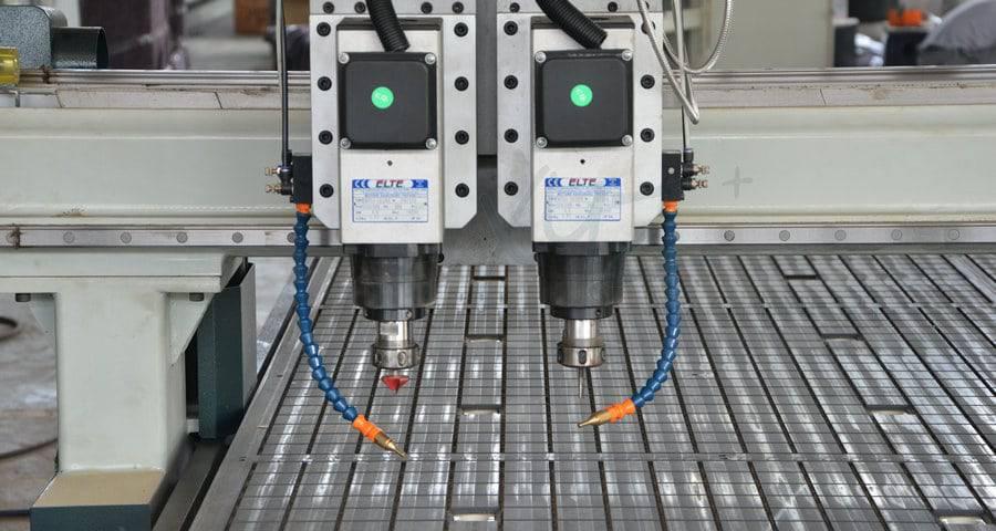 Werkzeuge einer CNC Portalfräse
