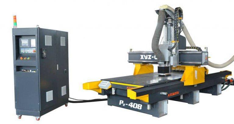 CNC Portalfräsmaschine XYZCAM P2-408