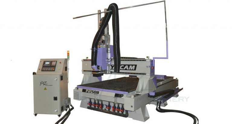 CNC Portalfräsmaschine XYZCAM P2-508