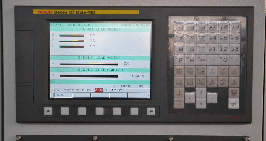 CNC Steuerung für Portalfräsmaschine