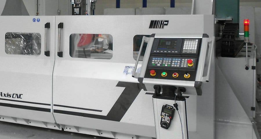 CNC Steuerung für mehrere Achsen