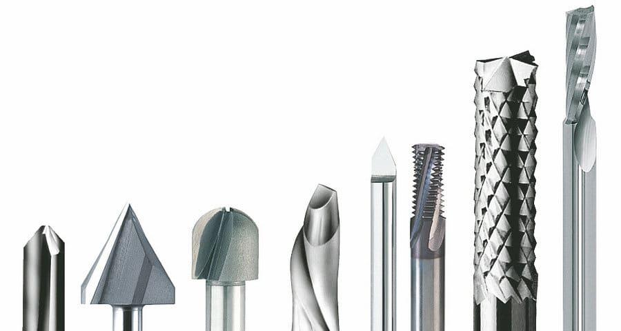 Fräswerkzeuge für Portalfräsmaschinen