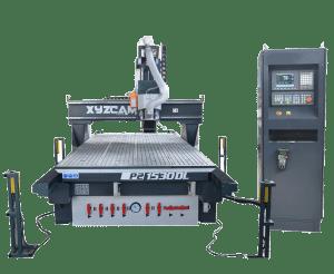 P2HP CNC Portalfräse